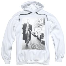 Dean On The Street Adult Pull Over Hoodie