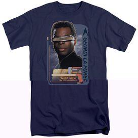 STAR TREK GEORDI LAFORGE-S/S T-Shirt