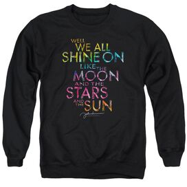 John Lennon All Shine On Adult Crewneck Sweatshirt