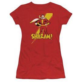 Shazam Tall Juniors T-Shirt