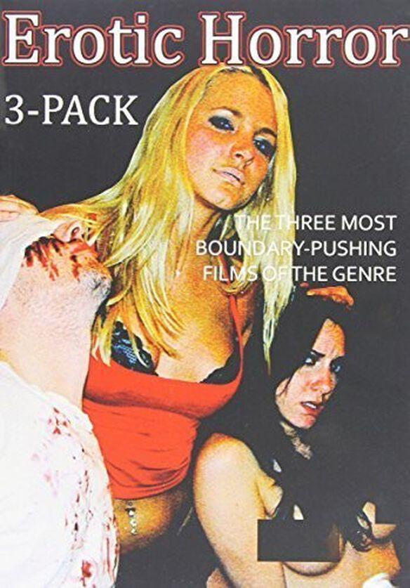 Erotic Horror 3-Pack