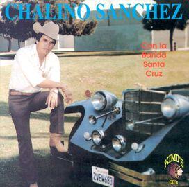 Chalino Sanchez - Con La Banda Santa Cruz de Irineo Perez