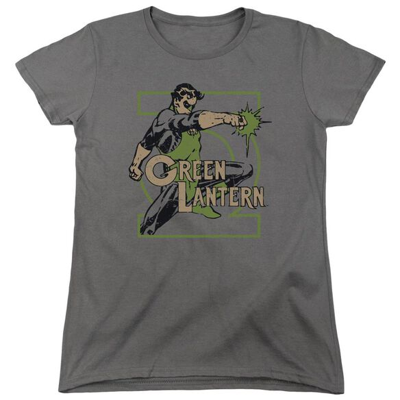 Dc Ring Power Short Sleeve Womens Tee T-Shirt
