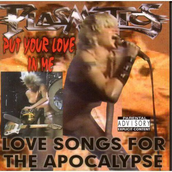 Put Your Love In Me: Love Songs For The Apocalypse
