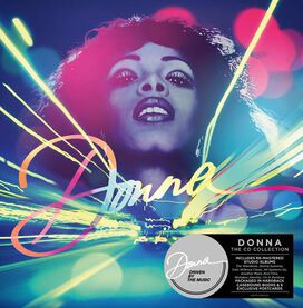 Donna Summer - Donna: The CD Collection