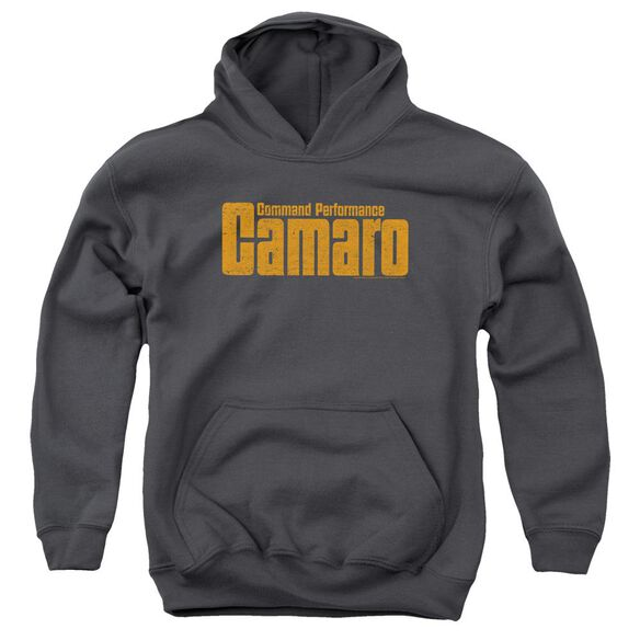 Chevrolet Command Performance Youth Pull Over Hoodie