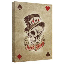 Aces High Quickpro Artwrap Back Board
