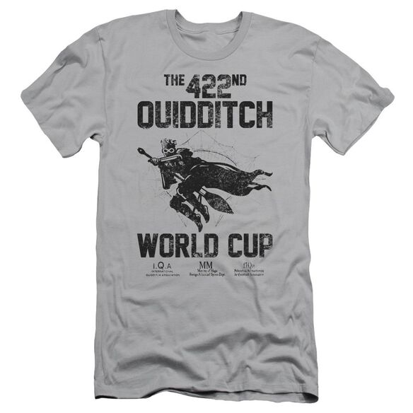 Harry Potter World Cup Hbo Short Sleeve Adult T-Shirt