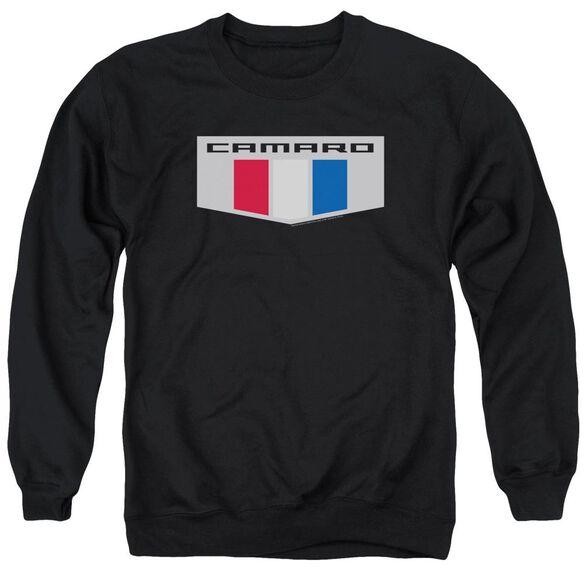 Chevrolet Chrome Emblem Adult Crewneck Sweatshirt