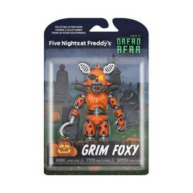 Funko Action Figure: Five Nights at Freddy's - Grim Foxy