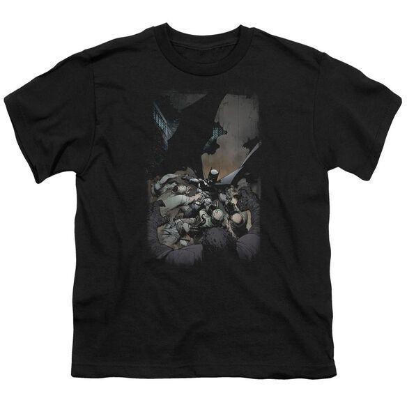 Batman Batman #1 Short Sleeve Youth T-Shirt