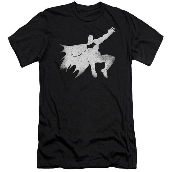 Batman V Superman Knight Silhouette Short Sleeve Adult T-Shirt