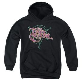 Dark Crystal Symbol Logo Youth Pull Over Hoodie