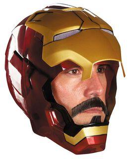 Iron Man Mark 42 Adult Helmet Costume Mask