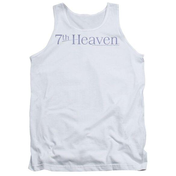 7 Th Heaven 7 Th Heaven Logo Adult Tank
