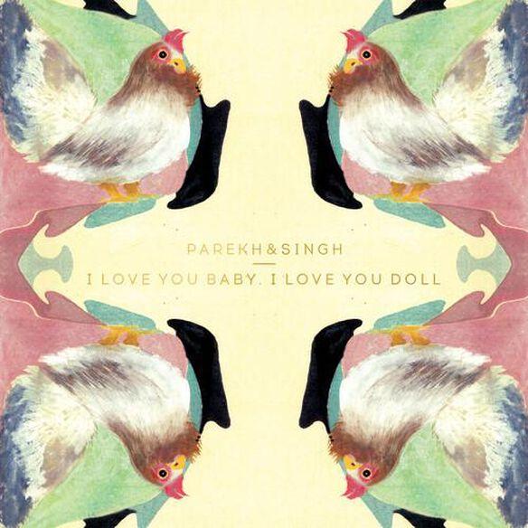 I Love You Baby I Love You Doll / Newbury Street