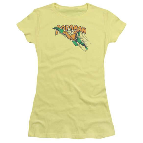 Dc Swim Through Short Sleeve Junior Sheer T-Shirt