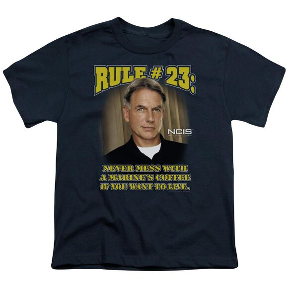 Ncis Rule 23 Short Sleeve Youth T-Shirt