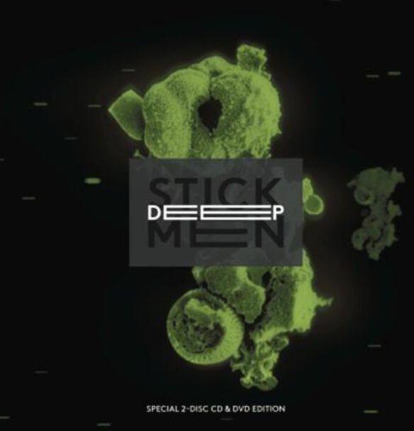 Deep (W/Dvd) (Spec)