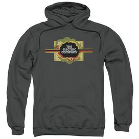 Electric Company Logo Adult Pull Over Hoodie