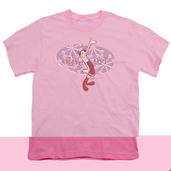 POPEYE OH POPEYE - S/S YOUTH 18/1 - PINK T-Shirt