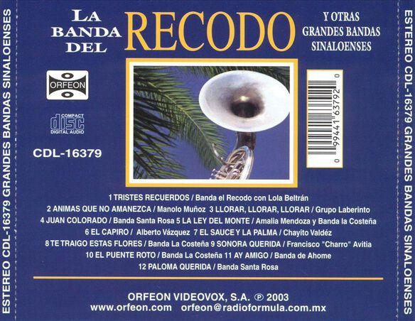 La Banda Del Recodo