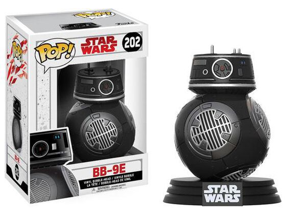 Funko Pop! Star Wars: EP8 - BB-9E