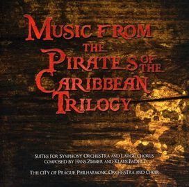 City of Prague Philharmonic Orchestra - Music from the Pirates of the Caribbean Trilogy