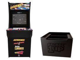 Arcade 1Up: Asteroids & Riser Online Only Bundle