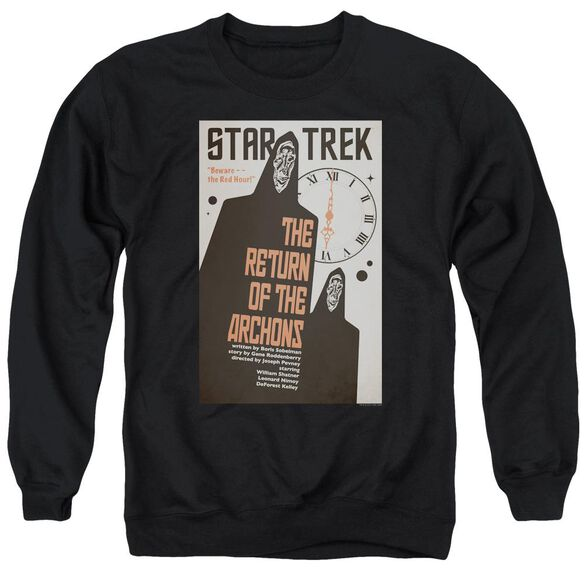 Star Trek Tos Episode 21 Adult Crewneck Sweatshirt