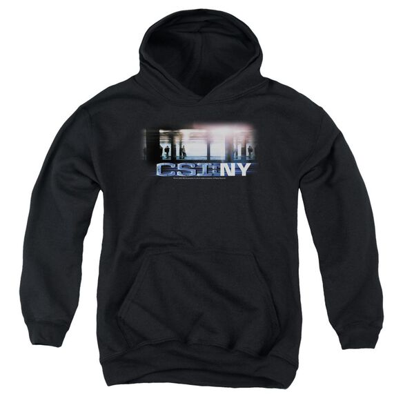 Csi New York Subway Youth Pull Over Hoodie