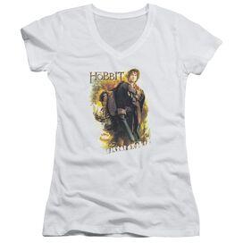 Hobbit Bilbo Junior V Neck T-Shirt