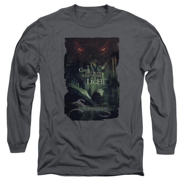 Hobbit Taunt Long Sleeve Adult T-Shirt