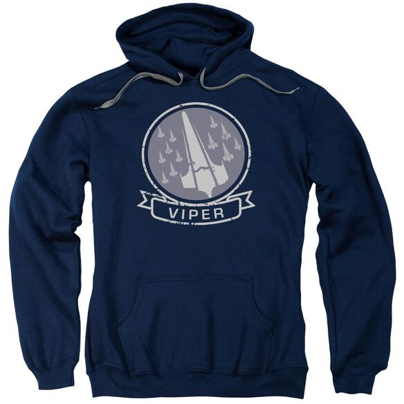 Bsg Viper Squad Adult Pull Over Hoodie