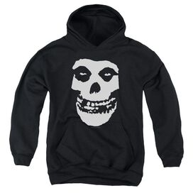 Misfits Fiend Skull Youth Pull Over Hoodie