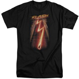 The Flash Flash Ave Short Sleeve Adult Tall T-Shirt