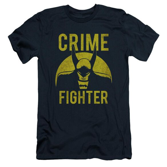 Dc Fight Crime Short Sleeve Adult T-Shirt