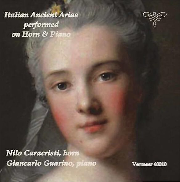 Italian Ancient Arias Performed On Horn & Piano