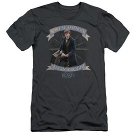 Fantastic Beasts Newt Scamander Short Sleeve Adult T-Shirt
