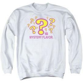 Dum Dums Mystery Flavor Adult Crewneck Sweatshirt