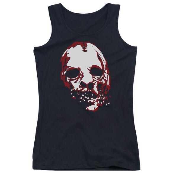 American Horror Story Bloody Face Juniors Tank Top