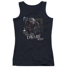 Lor The Best Dwarf Juniors Tank Top