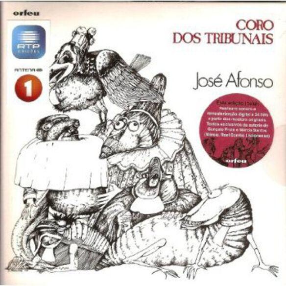 Jose Afonso - Coro Dos Tribunais