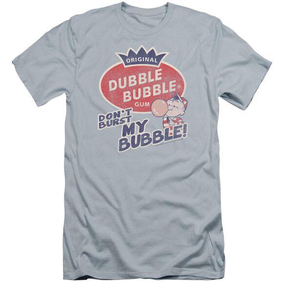 Dubble Bubble Burst Bubble Premuim Canvas Adult Slim Fit Light