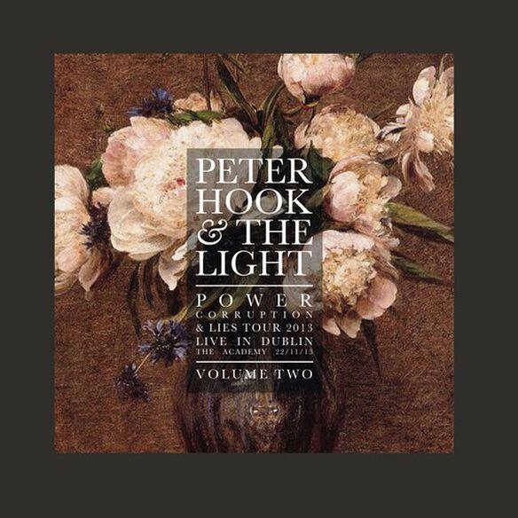 Peter Hook & Light - Power Corruption & Lies - Live In Dublin 2