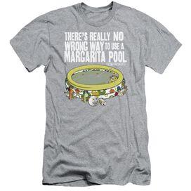 Last Man On Earth Phil On Chair Short Sleeve Adult Athletic T-Shirt