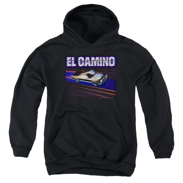 Chevrolet El Camino 85 Youth Pull Over Hoodie