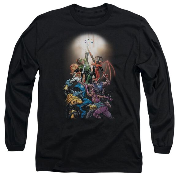 Green Lantern Gl New Guardians #1 Long Sleeve Adult T-Shirt