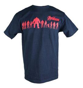 Avengers Silhouette T-Shirt