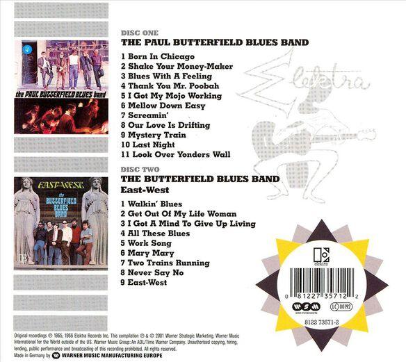 Paul Butterfield Blues Ba